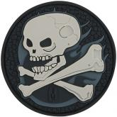 Maxpedition SKULS PVC Skull Patch, SWAT