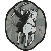 Maxpedition PVC Samurai Patch, SWAT