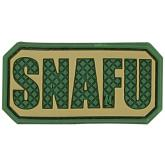 Maxpedition PVC SNAFU Patch, Arid