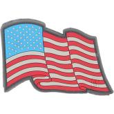 Maxpedition PVC Star Spangled Banner Patch