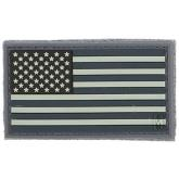Maxpedition PVC Small USA Flag Patch, SWAT