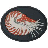 Maxpedition NAUTC PVC Nautilus Patch, Color