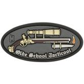 Maxpedition OLDES PVC Old School Tacticool Patch, SWAT