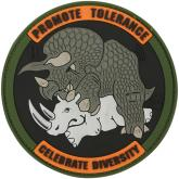 Maxpedition PTCDC PVC Promote Tolerance Patch, Color