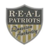 Maxpedition RPQAA PVC Real Patriots Patch, Arid