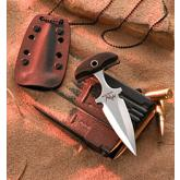 Mercworx Seraphym with S30V Steel Fixed Blade 5 inch Overall Push Dagger