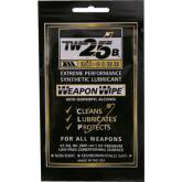 Mil-Comm TW25B Grease, 5-Pack Weapon Wipes