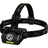 NITECORE HA20 LED Headlamp, Black Nylon Strap, 300 Max Lumens