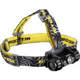 NITECORE HC50 CR123 LED Headlamp, Black, 565 Max Lumens