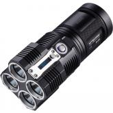 NITECORE Tiny Monster Series TM26 Rechargeable CR123A LED Flashlight, 3500 Max Lumens