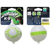 Nite Ize MeteorLight K-9 Ball, Green LED (MTLP-08-28)