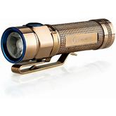 Olight S1A Cu Limited Edition Baton Cree XM-L2 AA LED Flashlight, Rose Gold, 600 Max Lumens