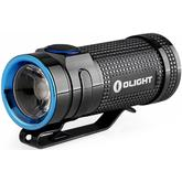 Olight S Mini Cu Limited Edition Baton LED Flashlight, Black Onyx, 550 Max Lumens