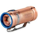 Olight S Mini Cu Limited Edition Baton LED Flashlight, Raw Copper, 550 Max Lumens