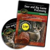Outdoor Edge DVD Volume 1: Deer & Big Game Processing