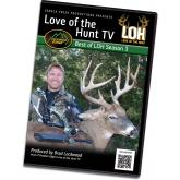 Outdoor Edge DVD Best of Love of the Hunt TV Season 3