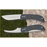 Outdoor Edge Swing Blade Hunting Knife Two Blades in One w/ Nylon Sheath