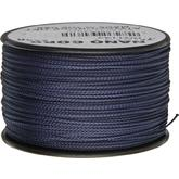 550 Nano Cord, Navy Blue, Nylon Braided, 300 Feet x 0.75 mm