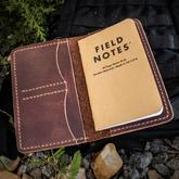 Enrique Pena Custom Leather Field Note Cover