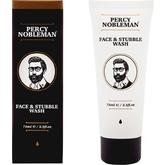 Percy Nobleman Face & Stubble Wash, 75ml Tube