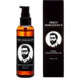 Percy Nobleman Scented Beard Conditioning Oil, 100ml Eye Dropper Bottle