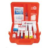 PhysiciansCare Brand Weatherproof First Aid Kit: 25-50 People, 141 Pieces