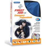 PhysiciansCare Brand First Aid Plus Emergency Prepareness Kit, 105 Pieces