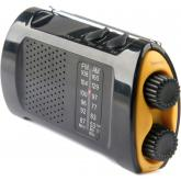 PhysiciansCare Crank Radio with Flashlight