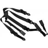 Pohl Force Shoulder Harness, Compatible with All Kydex Sheaths