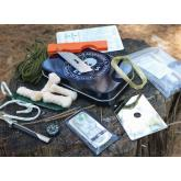 ESEE Knives MINI-KIT Izula Gear Mini Survival Kit in Tin