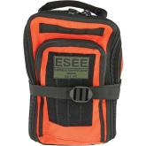 ESEE Knives Izula Gear Cordura Survival Bag with Mess Tin & ESEE Patch, Orange