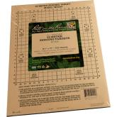 Rite in the Rain 25 Meter M4/M16 Carbine Zeroing Target 8-1/2 inch x 11 inch, 100 Sheets, Tan