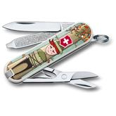 Victorinox Swiss Army Contest Classic SD Limited Edition 2016 Multi-Tool, Wilhelm Tell, 2.25 inch Closed
