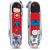 Victorinox Swiss Army Contest Classic SD Limited Edition 2016 Multi-Tool, Kokeshi, 2.25 inch Closed