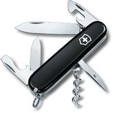 Victorinox Swiss Army Spartan Multi-Tool, Black, 3.58 inch Closed