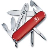 Victorinox Swiss Army Mechanic Multi-Tool, Red, 3.58 inch Closed