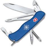 Victorinox Swiss Army Helmsman Sea Scout Multi-Tool, Blue, 4.37 inch Closed