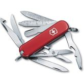 Victorinox Swiss Army MiniChamp Multi-Tool, Red, 2.28 inch Closed