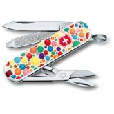 Victorinox Swiss Army Classic SD Limited Edition Collection 2015 Multi-Tool, Color Up Your Life, 2-1/4 inch Closed
