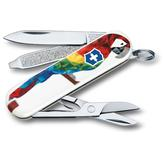 Victorinox Swiss Army Contest Classic SD Limited Edition 2017 Multi-Tool, Guacayama, 2.25 inch Closed