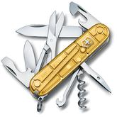 Victorinox Swiss Army Climber Gold Limited Edition 2016 Multi-Tool, 3.5 inch Closed