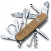Victorinox Swiss Army 1.6701.J13 Charles Elsener Sr. 2013 Limited Edition Damascus Explorer