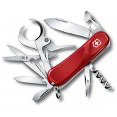 Victorinox Swiss Army Cigar 79 Multi-Tool, Red, 3.34 inch Closed