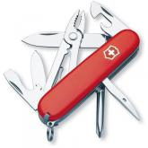 Victorinox Swiss Army Mechanic Multi-Tool 3-1/2 inch Red Handles