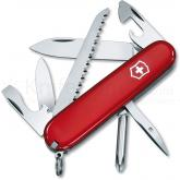 Victorinox Swiss Army 53831 Hiker Multi-Tool, 3-1/2 inch Red Handles