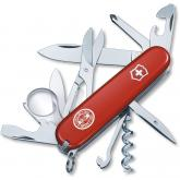 Victorinox Swiss Army Explorer Multi-Tool, Red, Eagle Scout, 3.58 inch Closed