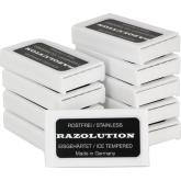 Simba Tec RAZOLUTION 4Edge Safety Razor Blades, 100 Pack