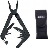SOG Paratool Black Oxide Finish Multi-Tool with Nylon Sheath