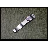 Steel Flame 45 Auto Pocket Clip for Emerson Knives
