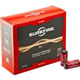 SureFire SF72-BB Box of 72 SureFire 123A Lithium Batteries